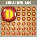 Chilli Red ABC
